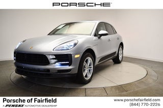 Used Porsche Macan Fairfield Ct