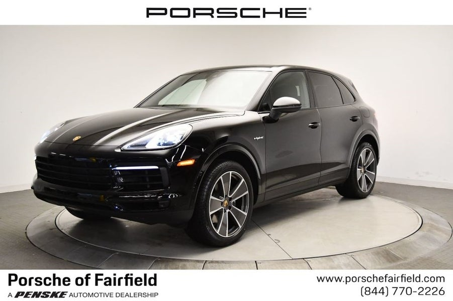 Used Porsche Cayenne Fairfield Ct